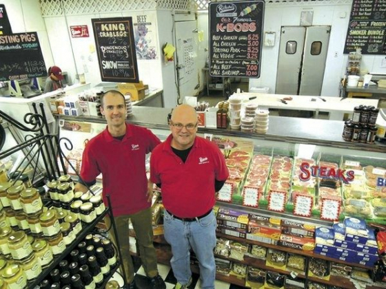 Top Quality is No Surprise at Richard's Country Meat Market