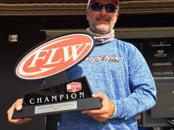 Conway Angler Wins FLW Event